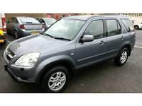 HONDA CRV AUTO SE SPORT 2.0L I-VTEC FSH