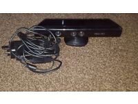 Kinect and adapter