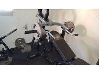 power tech multi gym