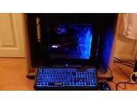 Custom gaming PC R9 390, Core i5-6500 (3.2Ghz)