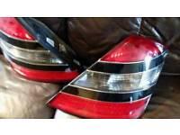 Mercedes S CLASS rear lights