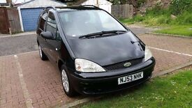 2003 Ford Galaxy 1.9 TDi Zetec 5dr (7 Seats) Automatic HPI Clear @ 07445775115 @