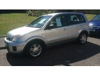 Ford Fusion 2008 1.4 Zetec Climate petrol Low milage 41.950