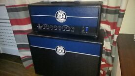 Jet City JCA50H Valve Tube Guitar Amp Head (£175) and 2x12 cab (£250 for both)