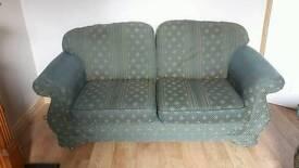 Sofa & 2 arm chairs