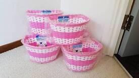 Plastic basket junior