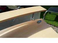 trendy office desk.ideal for hair dressers or shop