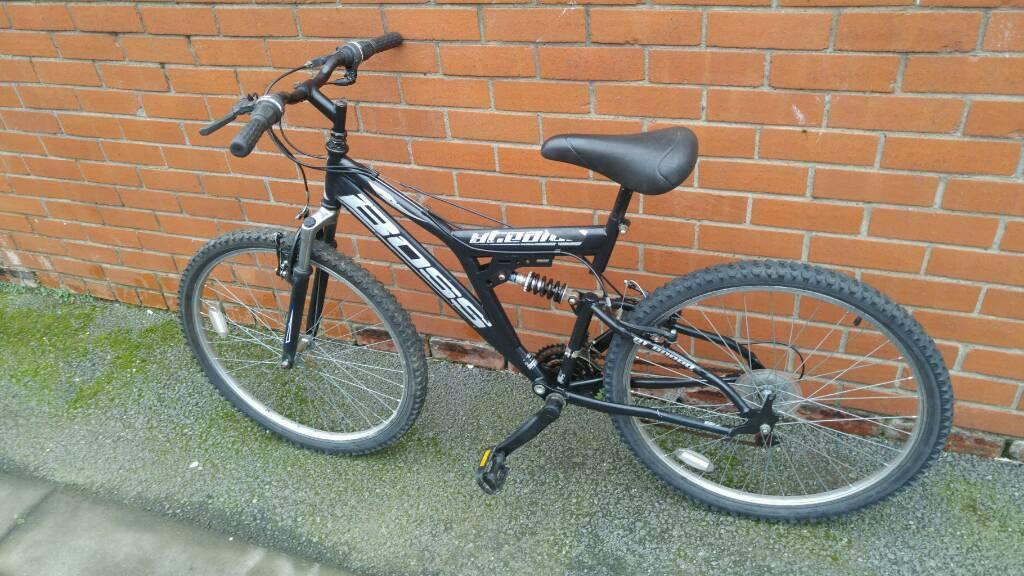 Cheap mountain bike fully serviced