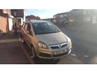 Vauxhall ZAFIRA 1.8 petrol AUTO £1550 ONO