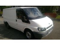 51 Ford Transit t260 drives perfect no mot
