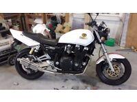 1998 Yamaha XJR1200