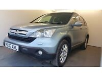 2007 | Honda CRV 2.2 I-CDTI EX | FULLY LOADED | PANO ROOF | SAT NAV | LEATHER | REVERSE CAM | MOT