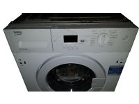 BEKO WI1573 Integrated Washing Machine 7kg, 1500 rpm, A++