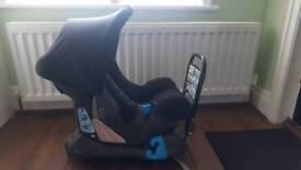 Britax Romer Baby Car Seat & Isofix