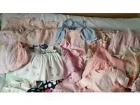 Baby girl cloths 0-3months