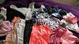 girls bundle size 8/9