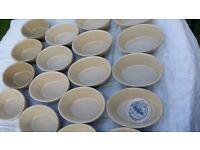 Mason Cash Glazed Ceramic- 6 Oval Baking Dish - Size 2-Tapas-Pies- Bread Pudding FREE UK DELIVERY