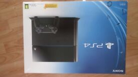 PS4 Great Condition with Controller and Sealed FIFA 18 (Original Box all wires included)