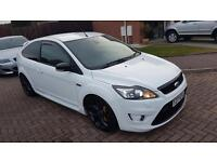 *** Superb Condition Frozen White Ford Focus ST-3 (2010) ***