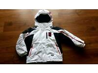 Spyder Ski Jacket Coat boys Age 6 Childrens padded designer RRP£140