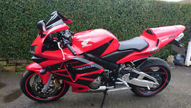 FOR SALE HONDA CBR 600 RR 2003 IN VERY GOOD CONDITION HPI CLEAR