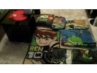 Ben ten duvet sets plus other things