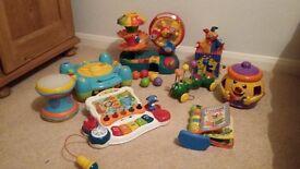 Bumper bundle of fantastic baby toys - ELC, Vtech, Fisher Price & more