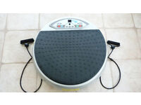 VIBRAPOWER DISC fitness machine - great for weight loss