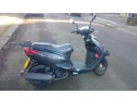 Yamaha Vity 125 one owner from new, full service history, ready to ride!