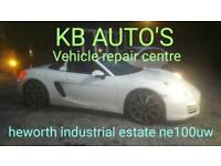 vehicle repair centre/mobile mechanic/24hr recovery/roadside assistance