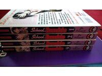 School Rumble Manga