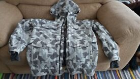 Men's Surfanic Hustle Winter Coat, As new without tags, Size Medium