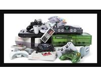 Anyone selling old games consoles and games?