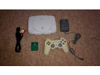 SONY PSONE CONSOLE PS1