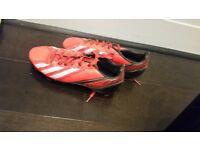 Addidas Astro football boots