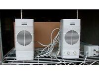 Stereo speakers for computor