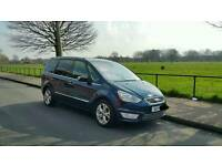 Ford galaxy leather interior. 1 owner