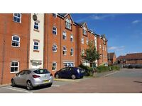 Attractive and bright 2 bedroom 1st Floor flat 40% shared ownership Huntington, Cannock