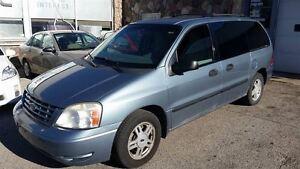 2005 Ford Freestar SE; Cold A/C, Quad seats & MORE!
