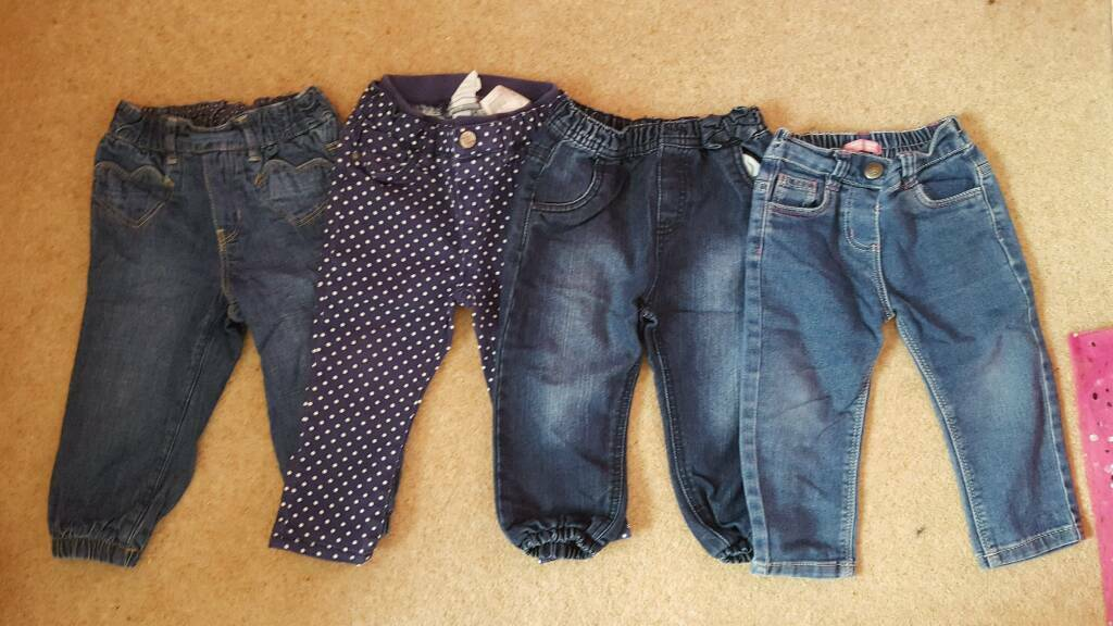 12-18m trousers