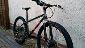 Cotic Soul 275 650b steel mountain bike shimano zee exotic carbon hope 27.5 small 15 inch
