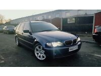 BMW 3 Series 2.2 320i SE Touring 5dr 2003 automatic low mileage Estate in mint condition