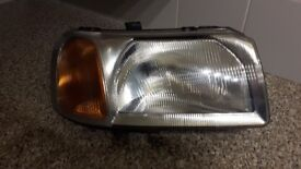 Used headlights collection only