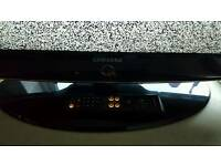 "37"" Samsung lcd HD TV built in Freeview and remote Control"