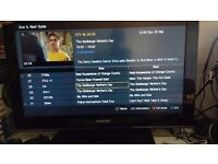 """32"""" LCD Samsung TV 1080p, Built in Freeview + LCD Sony 40"""", Built in Freeview £50 each"""
