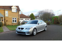 2009 X BMW 5 SERIES 2.0 520D M SPORT BUSINESS EDITION 4d 175 BHP, ***LOW RATE FINANCE AVAILABLE**