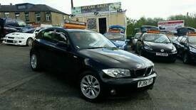 2007 56 BMW 118D SE 5 DOOR HATCHBACK