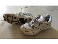 Gray Nicholls cricket shoes size 5.5/6