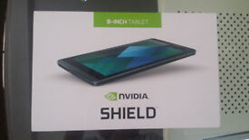 NVIDIA SHIELD gaming tablet for gamers NEW