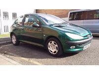 2003 Peugeot 206 Diesel